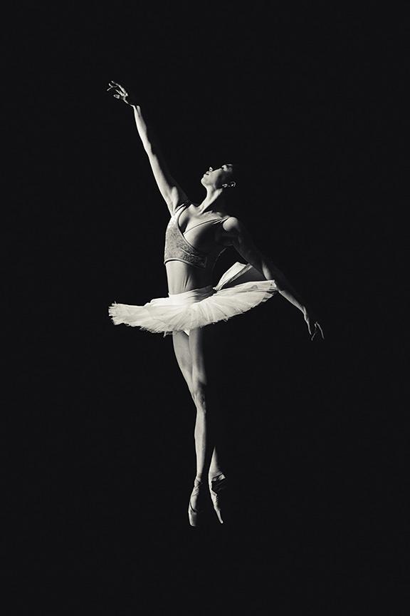 芭蕾舞摄影