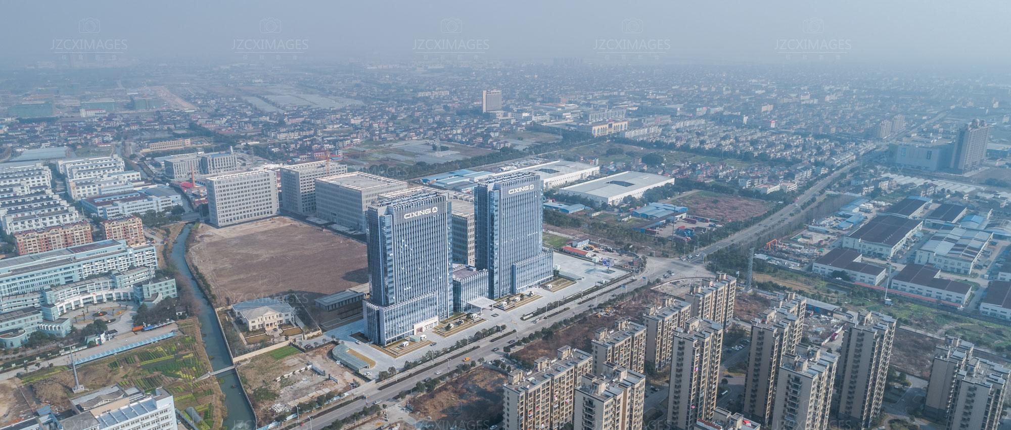 宁波慈星股份有限公司纺织软件科技园